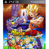 Dragon Ball Battle Of Z Ps3 Playstation 3