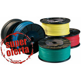 Cable Unipolar 2.5mm X 100 Mts Pack X 3 Unidades