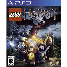 Lego The Hobbit Ps3 Playstation 3 - Tenelo Hoy Mismo!