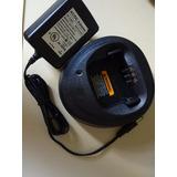 Carregador Motorola Com Fonte Bivolt E Base Radio Ep-450