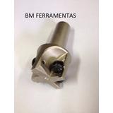 Fresa / Cabeçote Intercambiável 50mm Pastilha Tpkn/tpkr 16