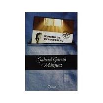 Libro Noticia De Un Secuestro -4727 *cj