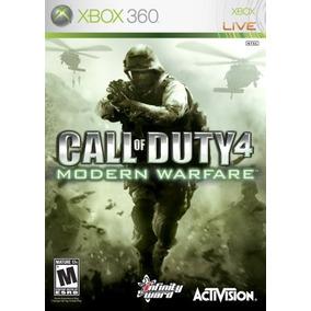Call Of Duty 4 Modern Warfare Xbox 360 | Lacrado | Original