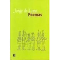 Livro Poemas Jorge De Lima