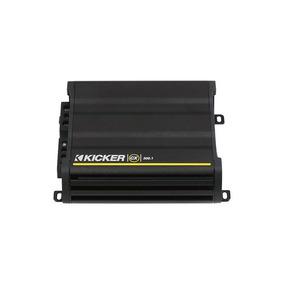 Amplificador Mono Clase D Cx Series 300w Con Variable De Pas