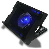 Cooler Ventilador Regulable Para Laptop, 9 A 17pulg, Nuevo