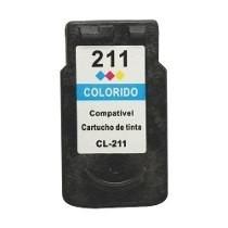 Cartucho Compativel Cl-211 Color Ip2700 3600 4600 Mp240 980