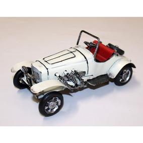 Carro Antigo Em Miniatura De Metal