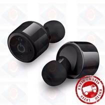 Audífonos Bluetooth Invisibles Manos Libres X1t Tipo Airpod