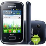 Samsung Pocket Plus Duos S5303 Nacional!nf+fone+2gb!