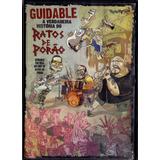 Dvd Ratos De Porão -guidable - A Verdadeira História Novo***