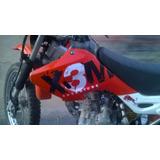 Calcos Motomel X3m