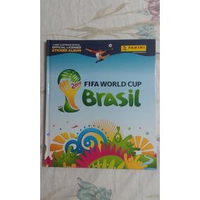 (sp) Álbum Da Copa Do Mundo 2014 - Brasil - Capa Dura