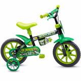 Bicicletinha Bicicleta Menino Parecida Com Ben 10 Aro 12
