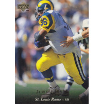 1995 Upper Deck Jerome Bettis Rb Rams