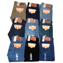 Pantalones Levi´s Clasico 501 ¡envio Gratis!! Comprando 6 !