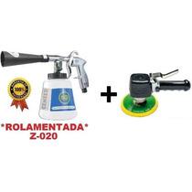 Kit Politriz +pistola Melhor Multilaser Polidora Enceradeira