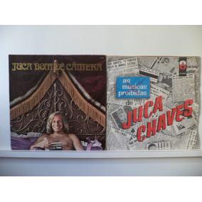 Lp - Juca Chaves - Musicas Proibidas & Juca Bom De Câmera