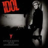 Idol Billy Kings & Queens Of The Underground Cd Nuevo