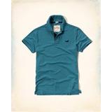 Camisa Polo Importada Da Loja Oficial Hollister Usa