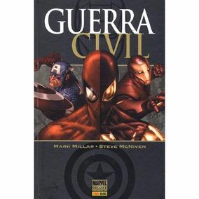 Guerra Civil - Marvel Deluxe - Panini