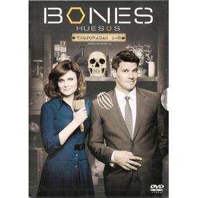 Bones Huesos Boxset Temporadas 1 2 3 4 5 6 7 8 Serie En Dvd