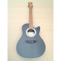 Guitarra Electroacustica T/ Ovation Eq Y Afinador + Acc