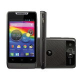 Motorola Razr D1 Xt916 - Android 4.1, Dual Chip, 3g - Novo