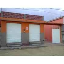 Vendo Casa Nueva Con 2 Locales Comerciales En Perote, Ver.