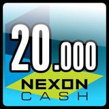 Nexon 20.000 Eu Cash - Carga Nx En Warrock Y Combat Arms Eu