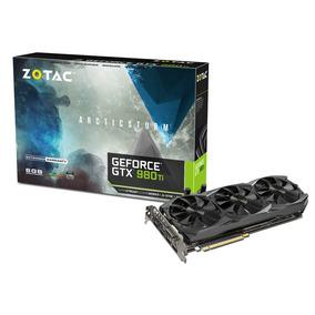 Geforce Zotac Gtx Entusiasta Nvidia Zt-90502-10p Gtx 980ti A