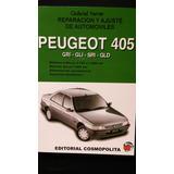 Manual Tecnico Peugeot 405