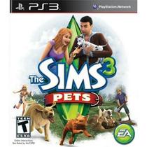 Jogo The Sims 3 Pets