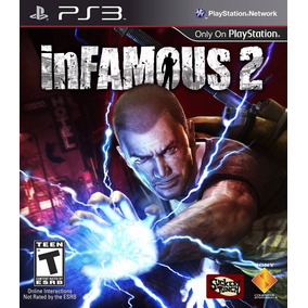 Infamous 2 Ps3 Digital