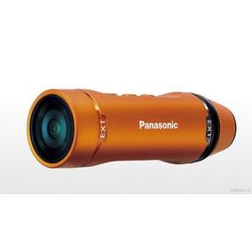 Cámara Deportiva Panasonic Hx-a1m Full Hd Wifi Resite Golpes