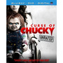 Blu Ray Curse Of Chucky Unrated Blu Ray + Dvd Nuevo Original