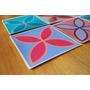 Vinilo Impreso Full Color Azulejos Cerámicas Guardas X 12u
