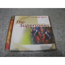 Cd - The Supersonics Serie Bis Jovem Gurada Cd Duplo