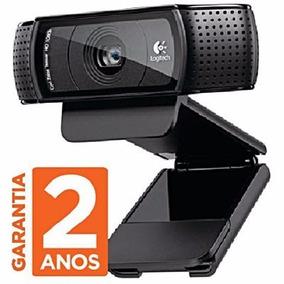 Webcam Logitech Hd Pro C920 Fullhd 1080p Foto 15mp