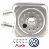 Radiador Resfriador Oleo Vw Golf 1.8 2.0 Turbo 028117021l