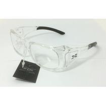 Armação Óculos Segurança P/ Lente De Grau Spot C.a 27776