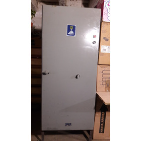 Tablero Electrico Industrial Marca Squared 220 Volts 25 C.p.