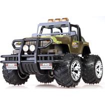 Gip Suv Hummer 4wd 4x2 1/14 29cm Grande Controle Remoto Tota