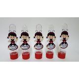 Tubetes Personalizados 3d - Joaninha - 10 Unidades