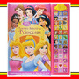 Livro Infantil Didático Tesouro Sonoro Princesas 8histórias