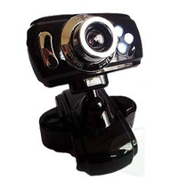 Camara Web Usb Zoom 18 Mpx Leds Vision Nocturna Webcam Pc