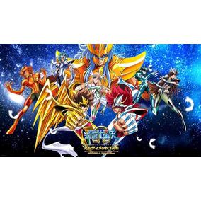 Cav. Do Zodíaco - Saint Seiya Omega Ultimate Cosmo Patch Psp