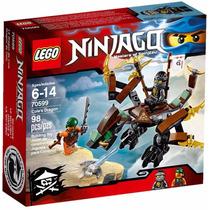Lego Ninjago 70599 El Dragon De Cole Original Mundo Manias