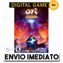 Ori And The Blind Forest: Def Ed. Steam Cd-key Pc