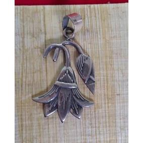 Pingente Em Prata 925 Flor De Lótus G Egito Antigo Egito!